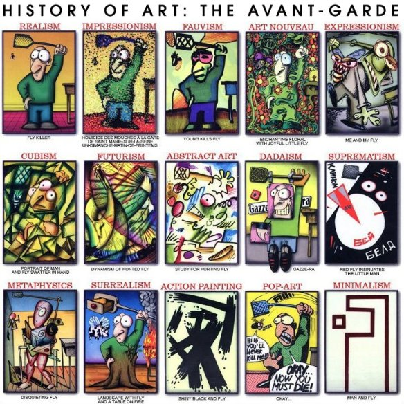 by Brazilian Aeroplane: History of Art