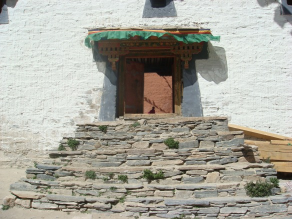 Rombuk, Tibet. June 2007