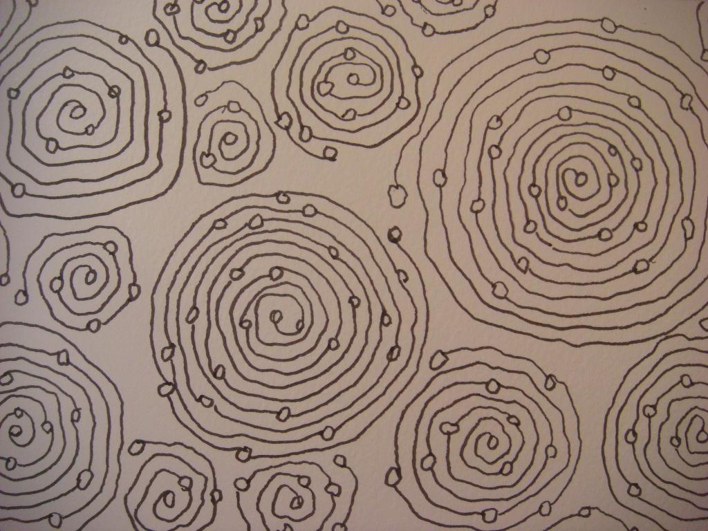 wobbly spirals