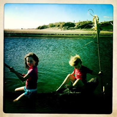 Sailing forth