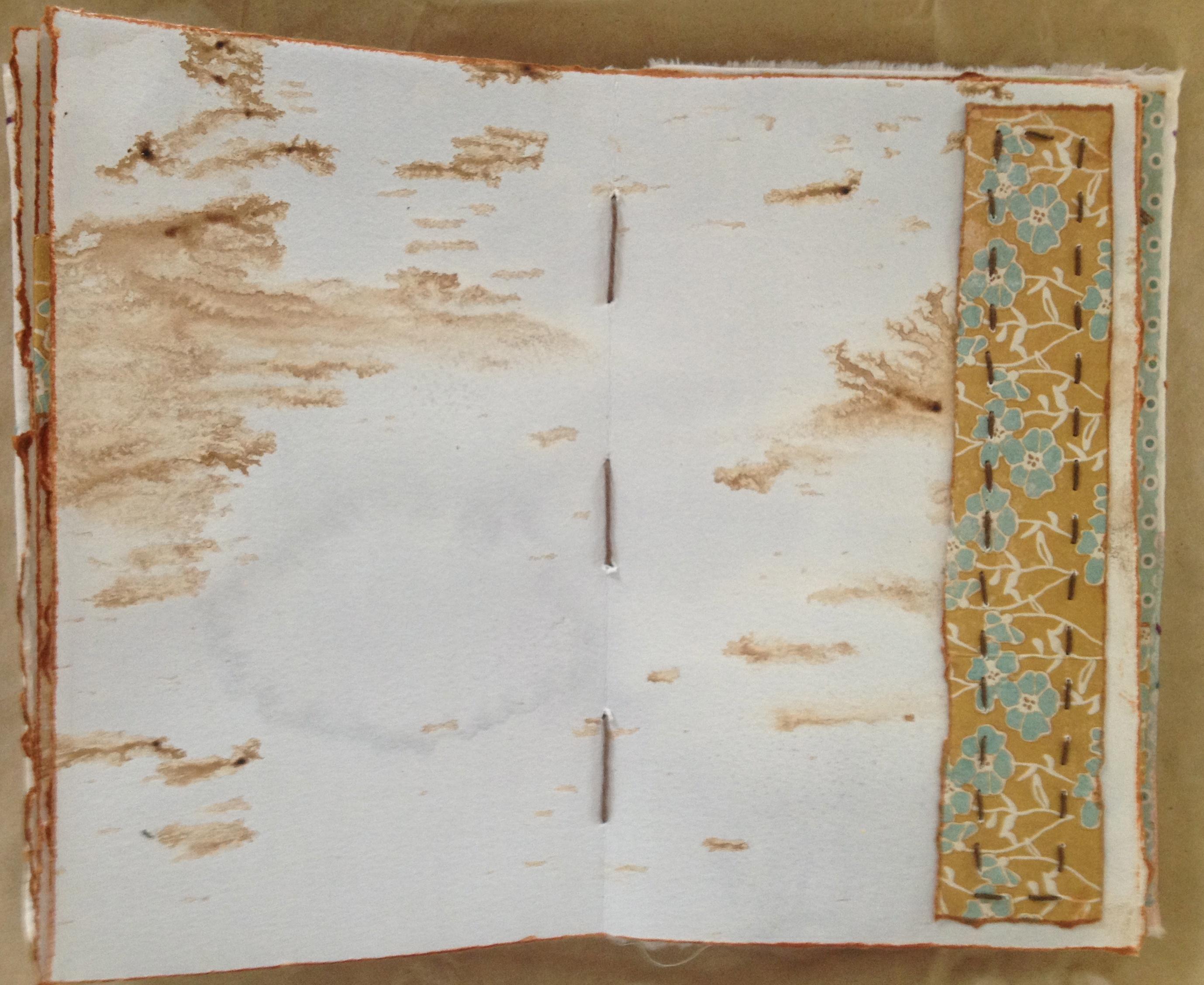 A handmade journal late start studio for Interior journal